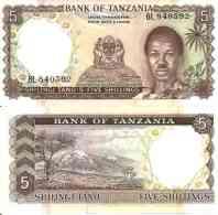 Tanzanie - Tanzania 20 SHILLINGS Pick 1 NEUF - Tanzanie