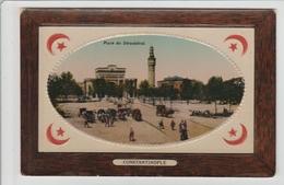 CONSTANTINOPLE (TURQUIE) - PLACE DU SERASKERAT - Turkije