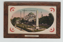 CONSTANTINOPLE (TURQUIE) - SAINTE SOPHIE ET L'HIPPODROME - Turkije