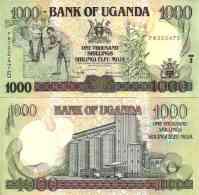 Ouganda - Uganda 1000 SHILLINGS (2003) Pick 39b NEUF-UNC - Uganda