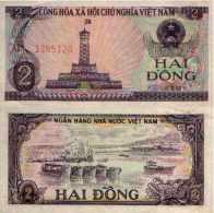 Viêt Nam Du Nord 2 DÔNG Pick 91 TTB - Vietnam