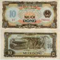 Viêt Nam Du Nord 10 DÔNG Pick 86 SUP - Vietnam
