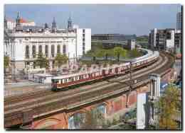 CPM Berliner S Bahn Elektr Triebwagen Der Baureihe ET 276 1 - Treni