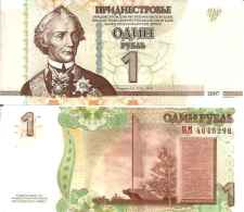 Transnistrie - Transnistria 1 RUBLE New 2012 NEUF - Autres - Asie