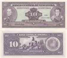 Venezuela 10 BOLIVARES Pick 61d NEUF - Venezuela