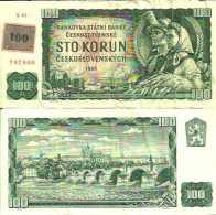 République Tchèque -  100 KORUN (1993) Pick 1c TTB (VF) - Tchéquie