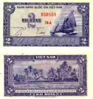 Viêt Nam Du Sud 2 DÔNG Pick 12 NEUF - Vietnam