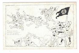 CARTOLINA Illustratore ANTONIO RUBINO - Publicidad