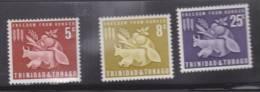 Trinidad & Tobago, 1963, SG 305-308, Complete Set, Mint Never Hinged - Trinidad En Tobago (1962-...)
