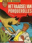Rik Ringers - Het Raadsel Van Porquerolles  (1974) - Rik Ringers