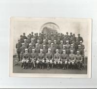 COMPIEGNE (OISE) PHOTO AVEC MILITAIRES POSANT (PHOTO F HUTIN COMPIEGNE) - War, Military