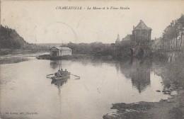 Charleville 08 - Meuse Et Vieux Moulin - 1913 - Charleville