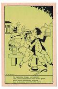 CARTOLINA PUBBLICITARIA FONTE D'AGLIANO    Illustratore ANTONIO RUBINO - Pubblicitari