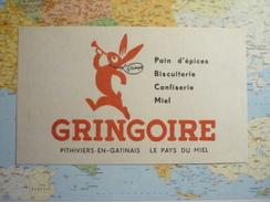 Gringoire Pithiviers-en Gatinais Le Pays Du Miel - Buvards, Protège-cahiers Illustrés