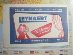 Rideaux Leynaert Rouen Caen Amiens Lille Dunkerque Malo 1 - Buvards, Protège-cahiers Illustrés