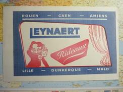 Rideaux Leynaert Rouen Caen Amiens Lille Dunkerque Malo 2 - Buvards, Protège-cahiers Illustrés