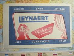 Rideaux Leynaert Rouen Caen Amiens Lille Dunkerque Malo 3 - Buvards, Protège-cahiers Illustrés