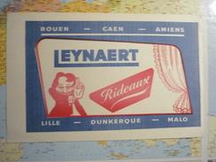 Rideaux Leynaert Rouen Caen Amiens Lille Dunkerque Malo 4 - Buvards, Protège-cahiers Illustrés