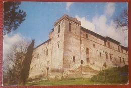 LUNGHEZZA (Roma) - CITTADELLA ETRUSCA (COLLAZIA) RESTAURATA 1200-1500 - FOND. CULT. AXEL MUNTHE - Italia