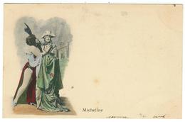 Fêtes-Voeux // Prénom  // Micheline - Prénoms