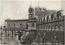 Y3659 Grosseto - Palazzo Della Provincia E Cattedrale / Non Viaggiata - Grosseto
