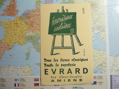 EVRARD Amiens Fournitures Scolaires 1 - Blotters