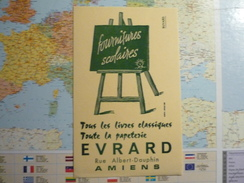 EVRARD Amiens Fournitures Scolaires 2 - Blotters