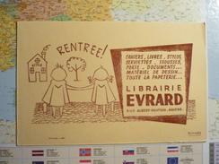 EVRARD Amiens Rentrée ! 1 - Buvards, Protège-cahiers Illustrés
