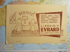 EVRARD Amiens Rentrée ! 4 - Buvards, Protège-cahiers Illustrés
