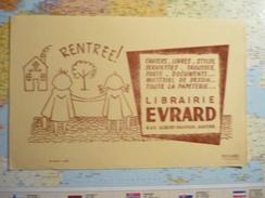 EVRARD Amiens Rentrée ! 7 - Buvards, Protège-cahiers Illustrés