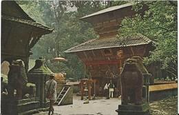 613 - NEPAL - Katmandu - Il Tempio Di Bajra Barahi Chapagoun. - Nepal