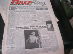 RIVISTA BOXE RING 10 DICEMBRE 1952 - Cinema