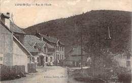 90 - Lepuix, Gy - Rue De L'Ecole - Autres Communes