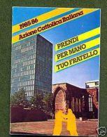 TESSERA AZIONE CATTOLICA ITALIANA - 1985/86 - Vecchi Documenti