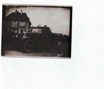 PETITE PHOTO (  12 X 9 Cm ) ANCIENNE VOITURE CAMIONNETTE BERLIET - Cars