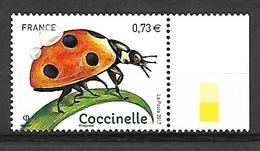 France 2017 - Yv N° 5147 ** - La Coccinelle (Mi N° 6749) - France