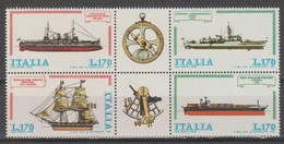ITALIA 1978 Barcos. NUEVO - MNH **. - Ships