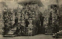 INDONESIE INDONESIA. HINDOE MONUMENT OP BALI - Indonesia