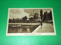 Cartolina Santuario Di Barbana - Il Porto 1947 - Gorizia