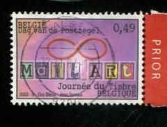 BELGIE 2003 GEBRUIKT OBLITERE USED GESTEMPELD OCB 3172 - Oblitérés