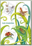 """France 2017 - Bloc """"Les Insectes""""  ** - France"""