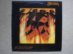 SANTANA - MARATHON - (CBS 1979) (LP) - Rock