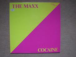 THE MAXX - COCAINE - (CIM 1988) (MAXI) - 45 T - Maxi-Single