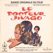 45 TOURS EP BOF LE DOCTEUR JIVAGO MAURICE JARRE MGM 63635 - Filmmusik
