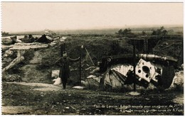 Fort De Loncin, A Droite Coupole Pour Un Obus De 21cm, A Gauche 5,7cm (pk35213) - Ans