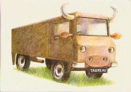 Astrologie        H25        Taureau ( Camion ) - Astronomy