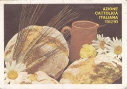 AZIONE CATTOLICA ITALIANA -  TESSERA  ANNO 1982/83 - BUONI CONDIZIONI - Vecchi Documenti