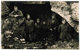 Fort De Loncin, Endroit Ou Le Commandant Naessens Bléssé Et Brulé ... (pk35219) - Ans