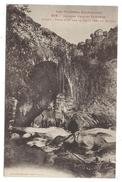 CPA - PYRENEES ARIEGEOISES ASCOU Environs AX LES THERMES Pont Sur La Lauze - Ariège 09 - Ecrite 1928 - Ax Les Thermes