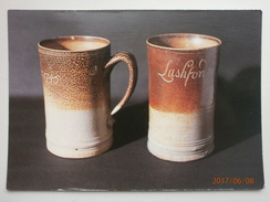 Postcard Beer Tankards Found In Winchester In 1987 [ Lashford Interest ] My Ref B21322 - Museum